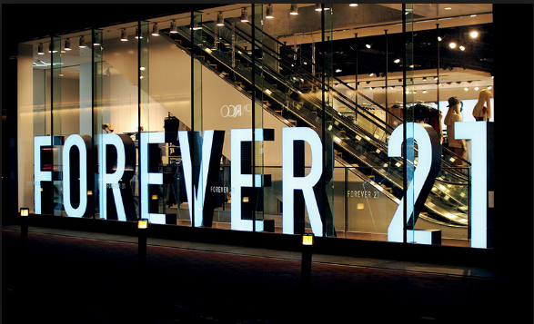 Sites Stores Like Forever 21 Alternatives